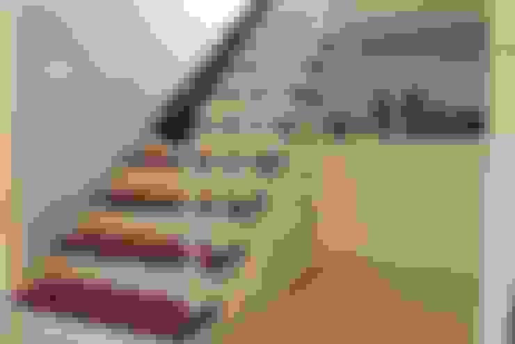 Corridor & hallway by BAGO MİMARLIK