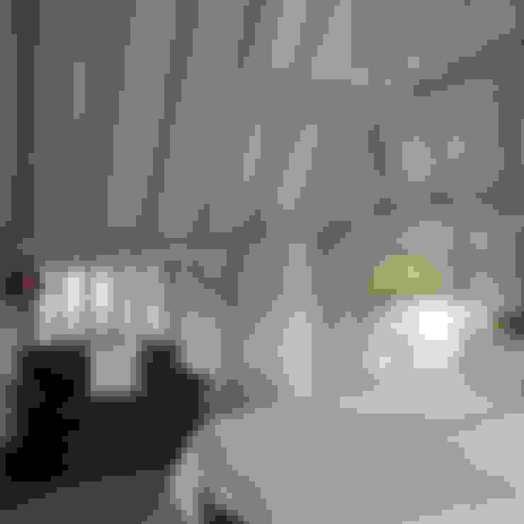 臥室 by Nash Baker Architects Ltd