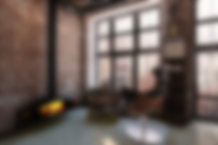 Лофт 17: Гостиная в . Автор – Александра Клямурис
