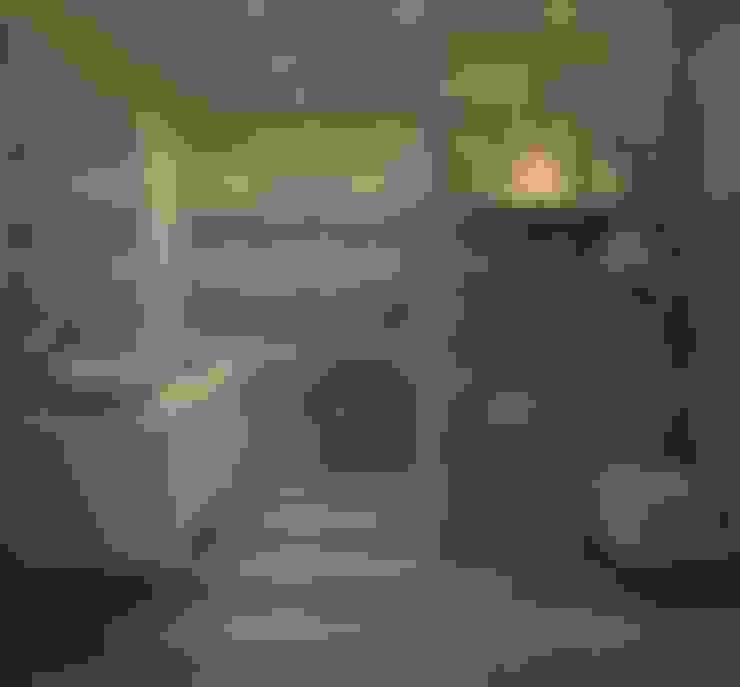 Baño Habitación Principal.: Baños de estilo  por Gabriela Afonso