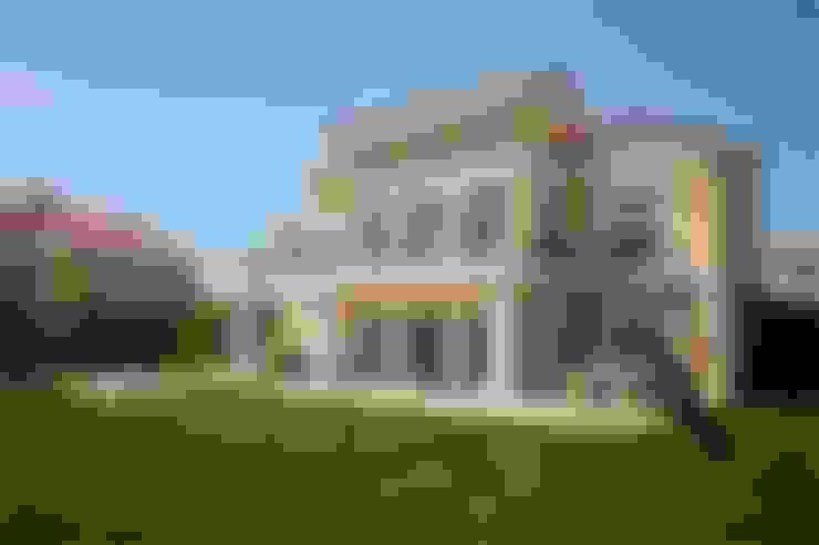 NGY Mimarlık – bolluca neogölpark evleri - 1.etapta 80 adet 400 m2 villanın ince yapı işleri uygulama kontrollüğü:  tarz Evler
