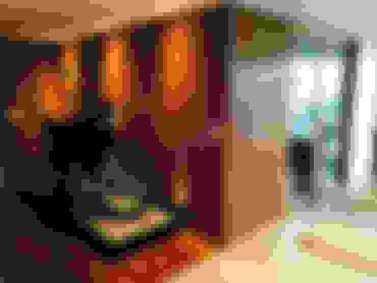 INTERIORISMO EN DEPARTAMENTO: Livings de estilo  por taller125