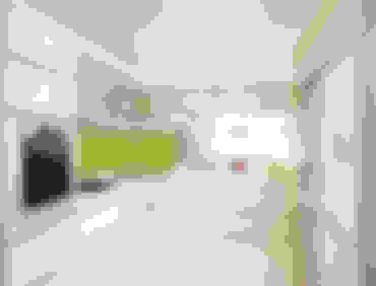 مطبخ تنفيذ Mauricio Morra Arquitectos