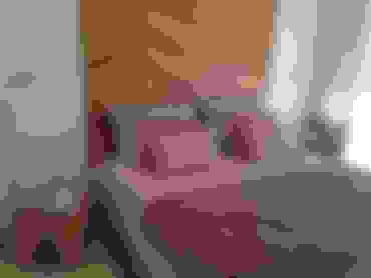 Bedroom by Azora Estudio