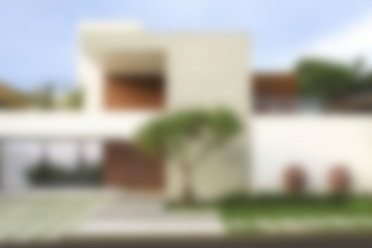 Casas de estilo  por FERNANDO ROMA . estudioROMA