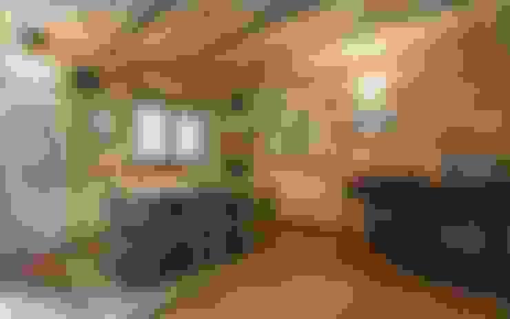 غرفة السفرة تنفيذ Fabio Carria