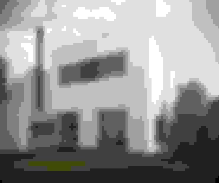 Casa Bergallo: Casas de estilo  por DDARQ3D