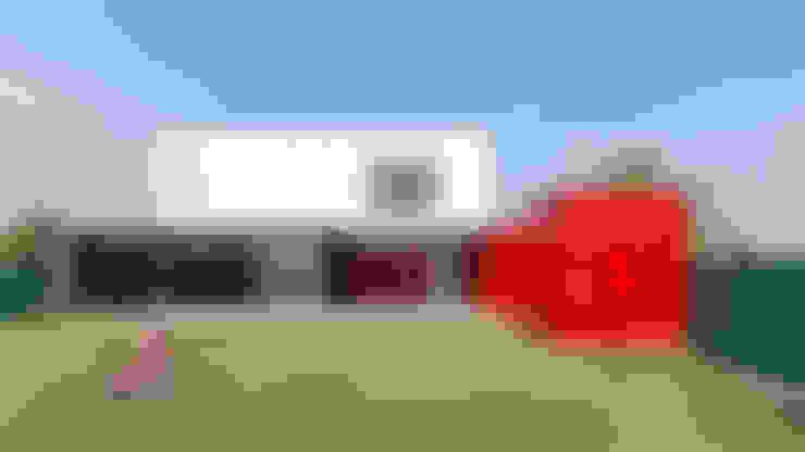 Projekty,  Domy zaprojektowane przez estudioscharq