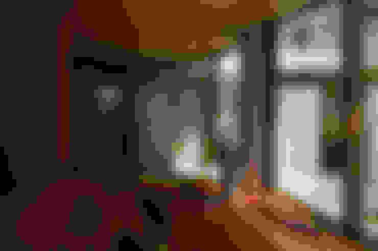 TRANSTYLE architects의  서재 & 사무실