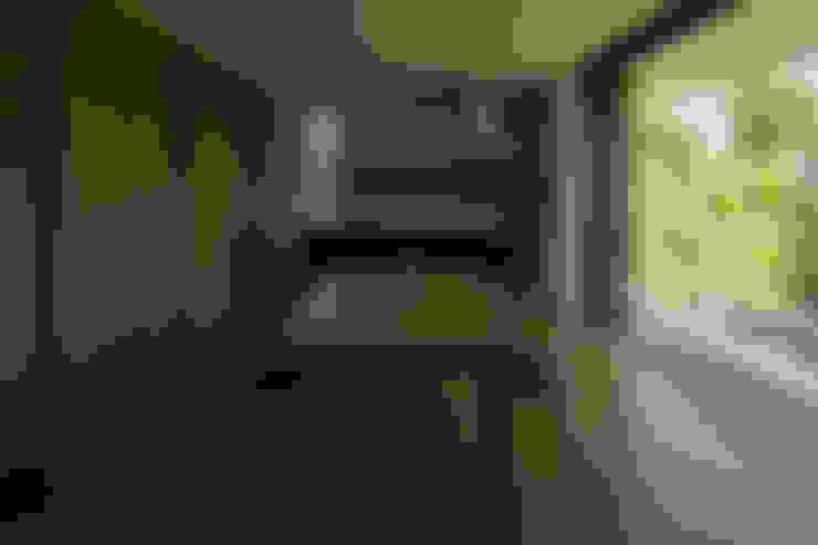 TRANSTYLE architects의  다이닝 룸