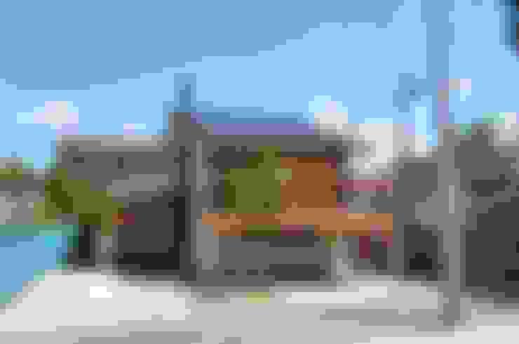 Rumah by 清建築設計室/SEI ARCHITECT