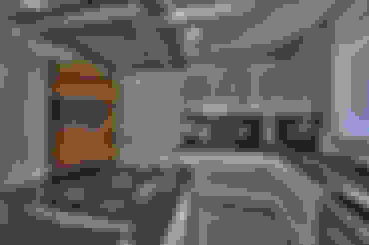 Kitchen: Cozinhas  por Pauline Kubiak Arquitetura
