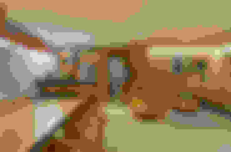 LAZER - HOME E GOURMET: Cozinhas  por Juliana Goulart Arquitetura e Design de Interiores
