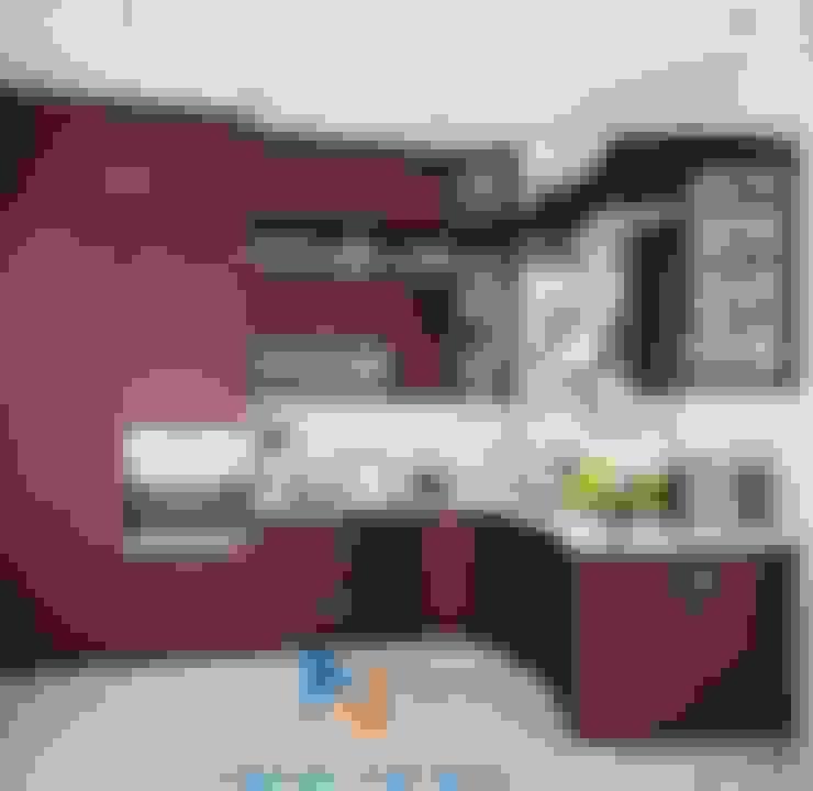 Kitchen Designs:  Kitchen by I Nova Infra