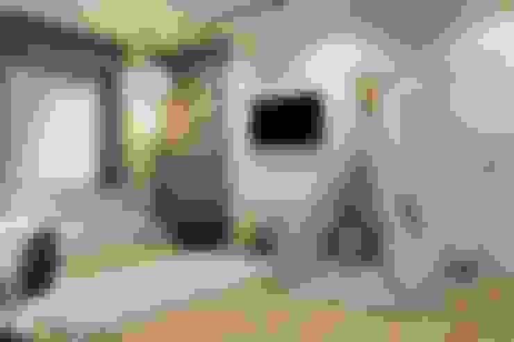 Dormitorios infantiles de estilo  por OMCD Architects