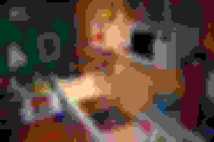 مطبخ تنفيذ Guadalupe Larrain arquitecta