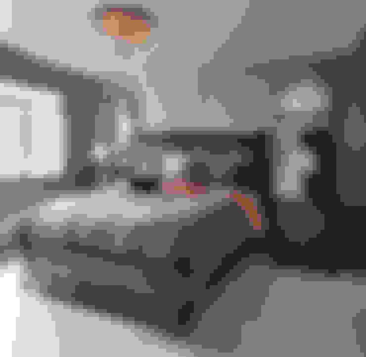 Camera da letto in stile  di ANNA DUVAL