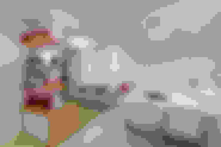 غرفة السفرة تنفيذ RAFAEL SARDINHA ARQUITETURA E INTERIORES