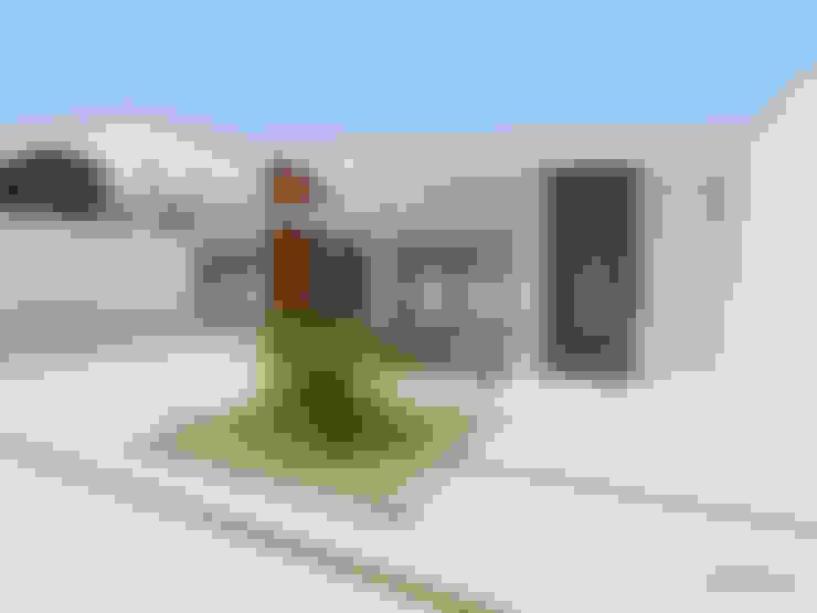 Projekty,  Domy zaprojektowane przez Arte 5 Remodelaciones