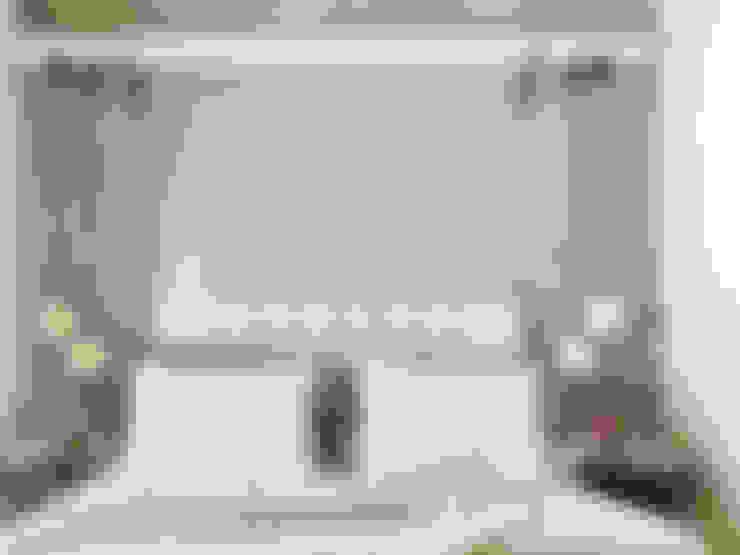 غرفة نوم تنفيذ SA&V - SAARANHA&VASCONCELOS