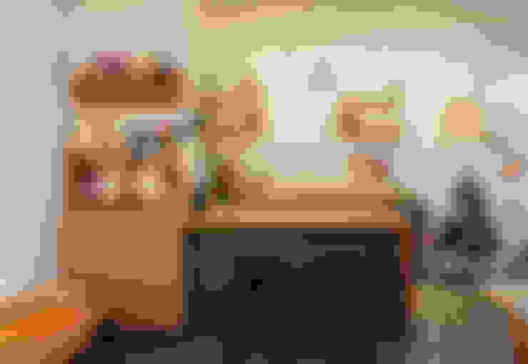 Ruang Makan by 바라다봄 스튜디오