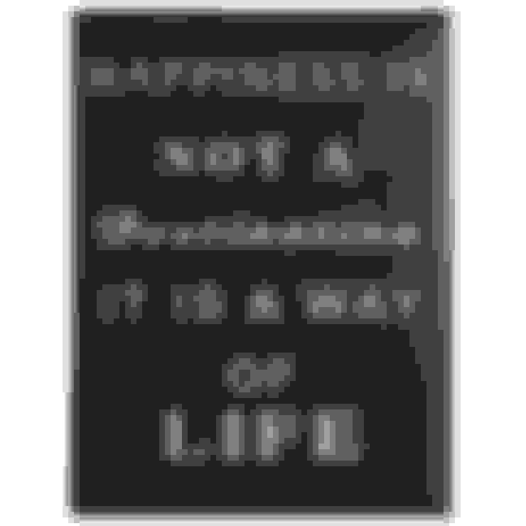 Pancarte d'antan - Happiness is not a destination…: Murs & Sols de style  par IdéeCadeau.fr