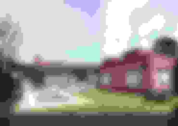 Casa Barrio Donovan II: Jardines de estilo  por Eduardo Caminal Arquitectura
