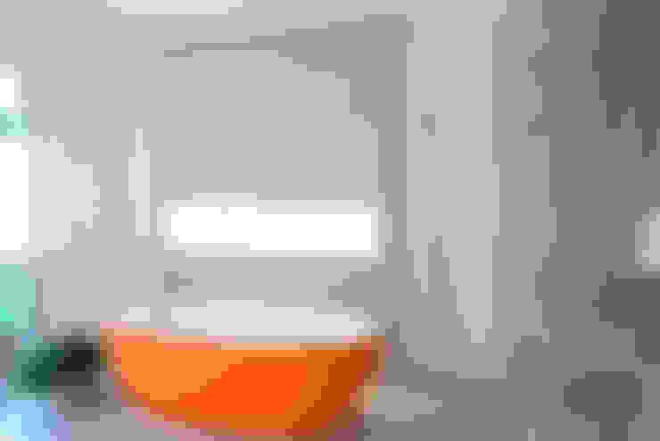 Hauptbad:  Badezimmer von INNEN LEBEN