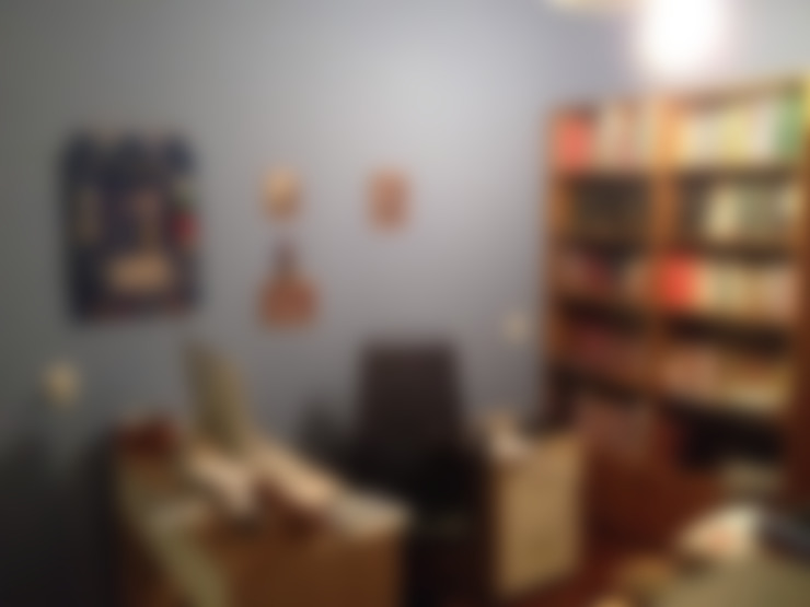 Рабочий кабинет  в . Автор – Studio 15 Arquitetura