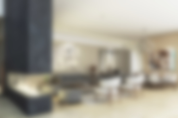 غرفة المعيشة تنفيذ Grow Arquitectos