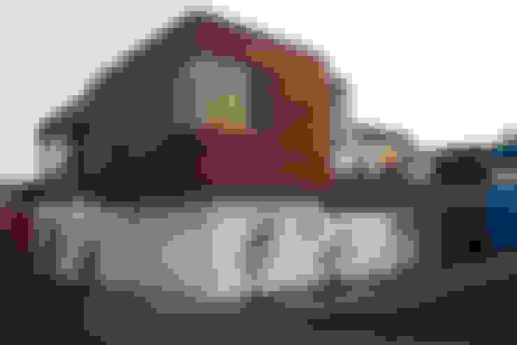 منازل تنفيذ Arquimia Arquitectos