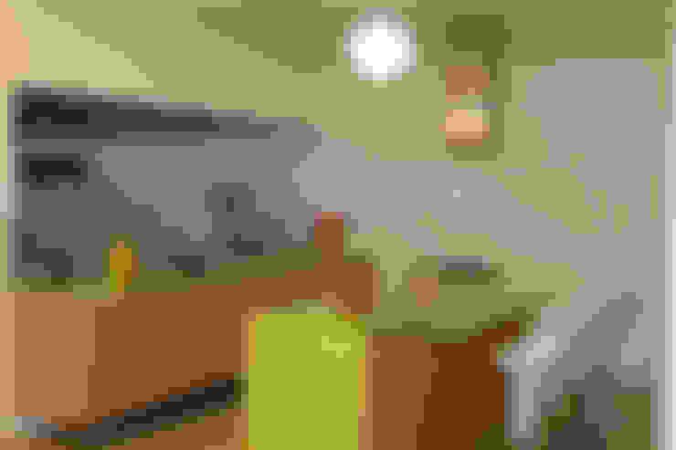 مطبخ تنفيذ Arquimia Arquitectos