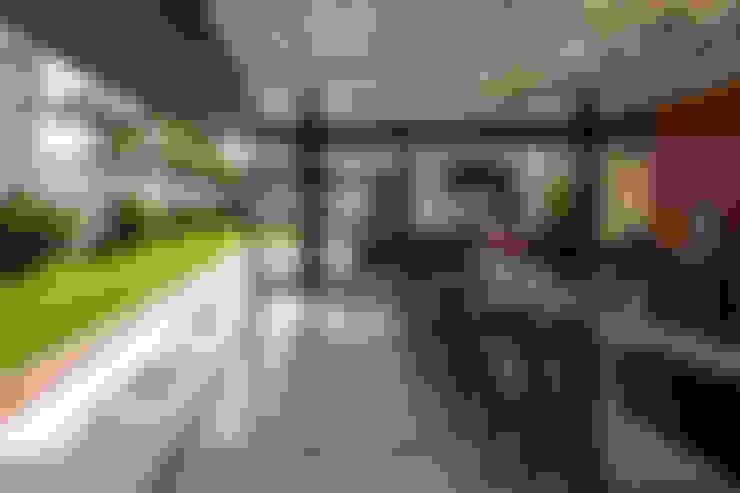 Casa O44: Comedores de estilo  por P11 ARQUITECTOS