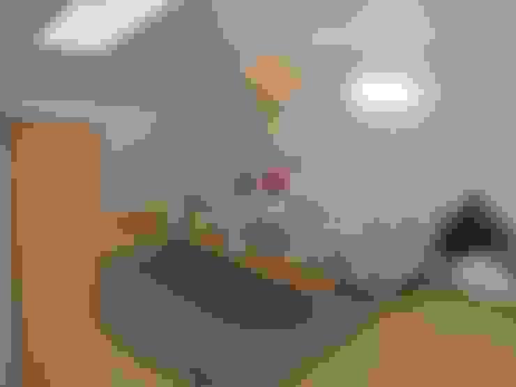 루트 주택:  tarz Oturma Odası