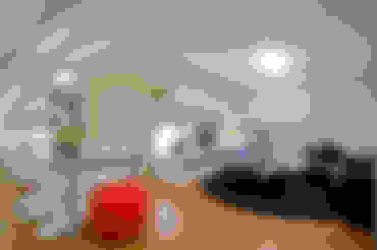 Salas de estilo  por Patrícia Azoni Arquitetura + Arte & Design