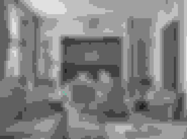 Пространство стиля: Гостиная в . Автор – VVDesign