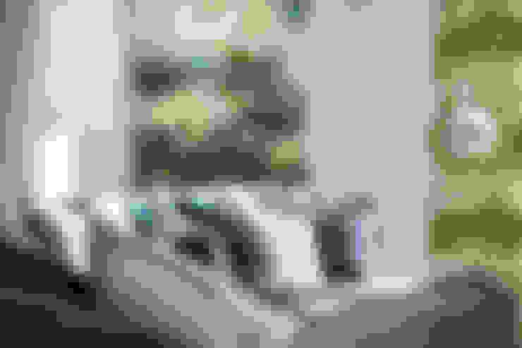 غرفة المعيشة تنفيذ Martin Gardner Photography
