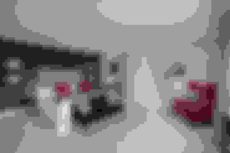 غرفة نوم تنفيذ Martin Gardner Photography