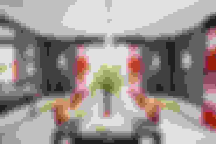 غرفة السفرة تنفيذ Martin Gardner Photography