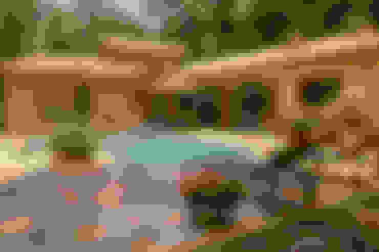 Terrazas de estilo  por CAMILA FERREIRA ARQUITETURA E INTERIORES