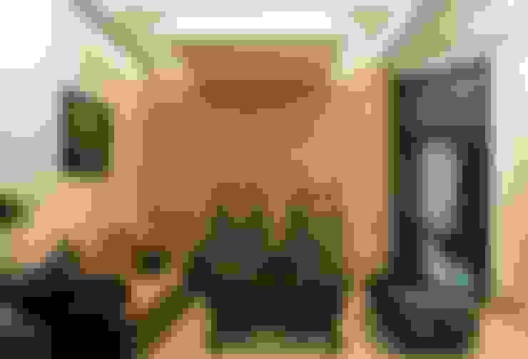 Salas de estilo  por Studio Ezube