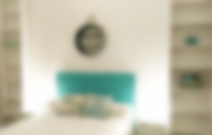 Dormitorios de estilo  por EnKaja
