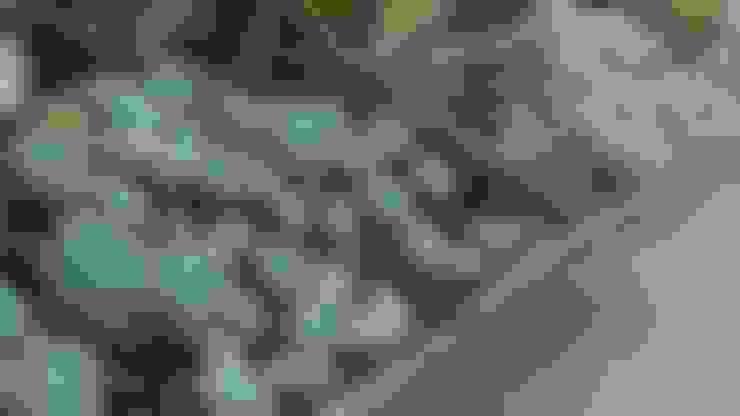 Jardim de suculentas: Jardins  por Atelier Jardins do Sul