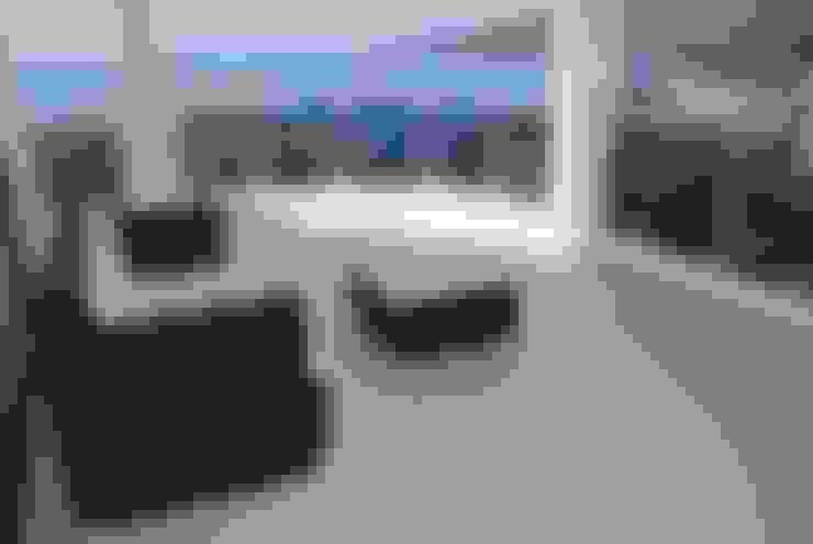 Terrazas de estilo  por SAYTAS SABUNCUOGLU YAPI VE TIC.LTD.STI.