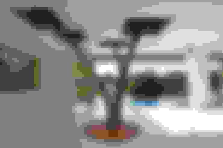 Casas de estilo  por Kubik Lab