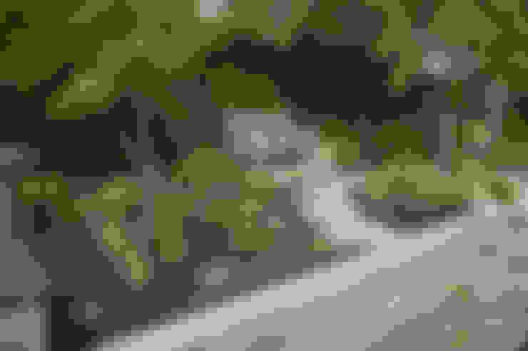 Garten von Yorkshire Gardens
