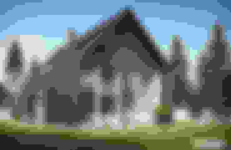 Huizen door Pracownia Projektowa ARCHIPELAG