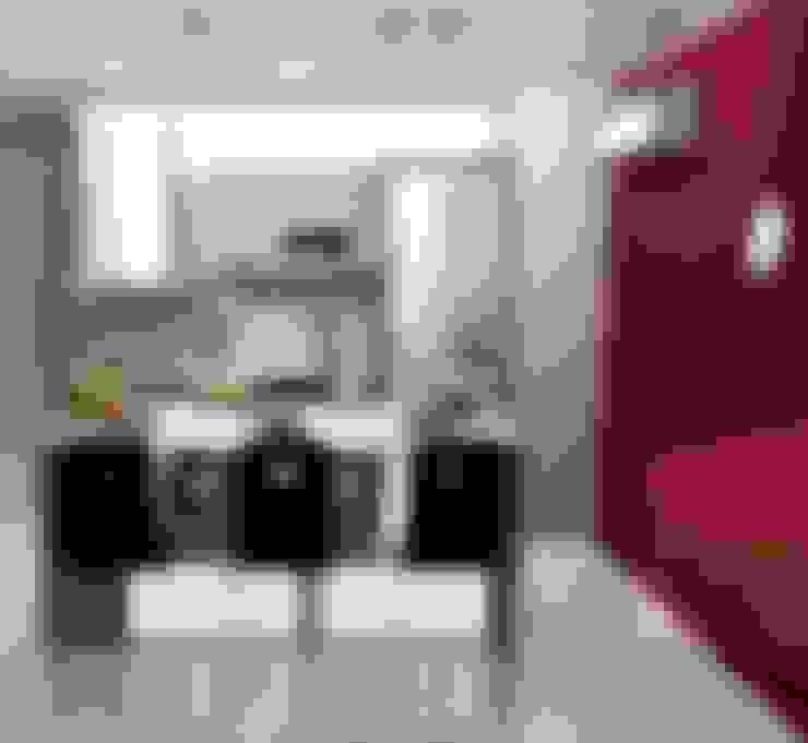 COCINA ABIERTA: Cocinas de estilo  por ARCE FLORIDA