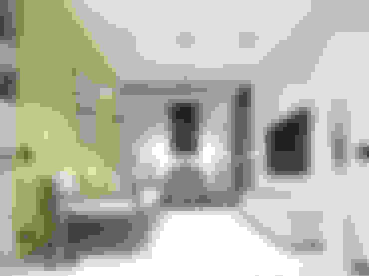 Гостиная в . Автор – 3d-arch