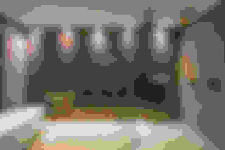 Baños de estilo  por Ronald T. Pimentel Fotografia